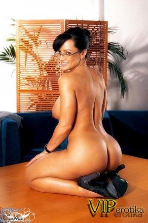 Лизочка - секси секретарша