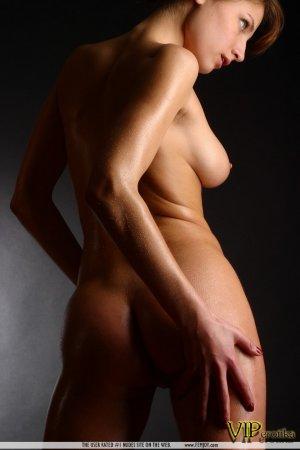 Юная эротичная и красивая попка