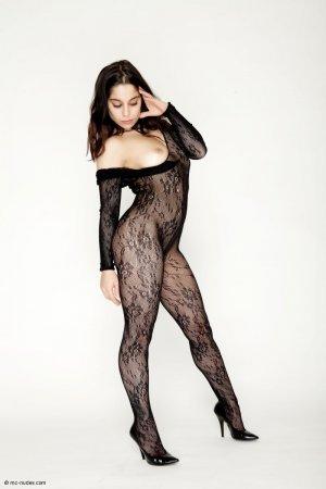 Эротичный наряд голой сучки