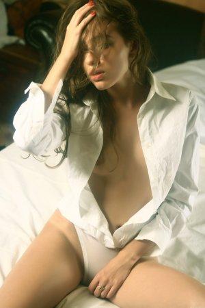 Голая эротична красотка