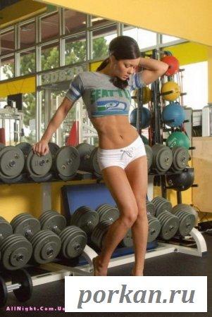Фотографии спортивных девушек (66 фотографий)